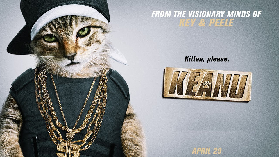 Key And Peele's Kitten Comedy – Keanu!