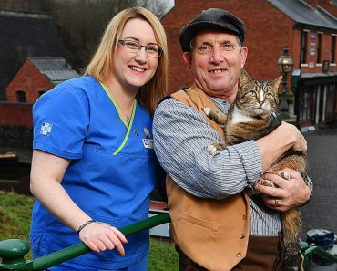 Cat Lost 14 Years Ago Was Found Alive And Well!